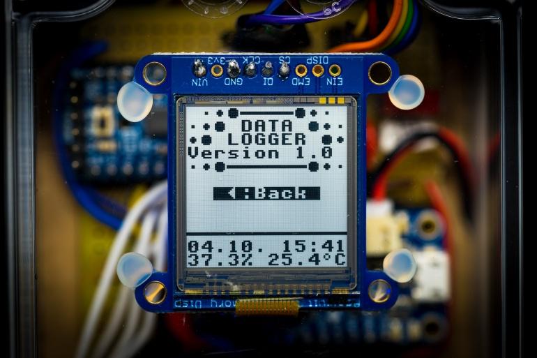 Data Logger Deluxe