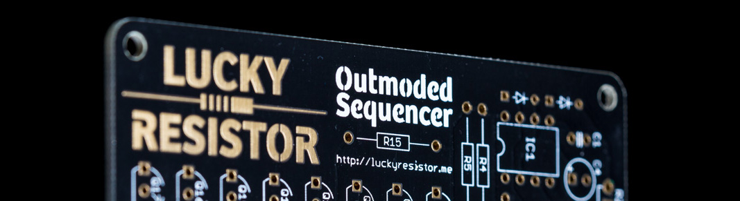 Outmoded Sequencer Final PCB Title
